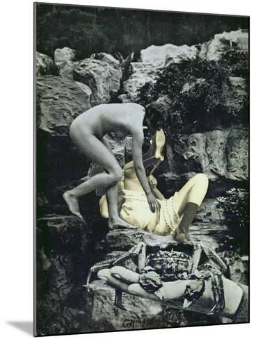 Untitled, 1936-Georges Hugnet-Mounted Giclee Print