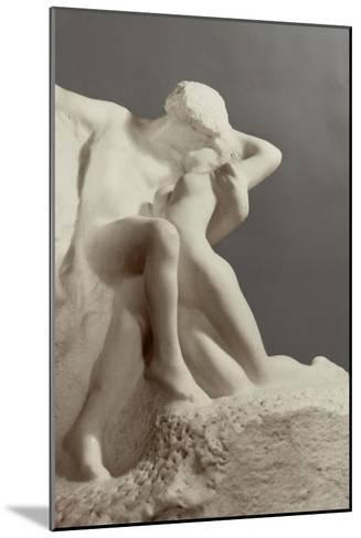 Eternal Spring, Early 1900s-Auguste Rodin-Mounted Giclee Print