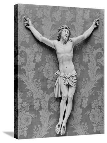 Christ Crucified, by Michelangelo Buonarroti--Stretched Canvas Print