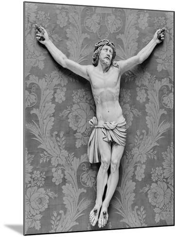 Christ Crucified, by Michelangelo Buonarroti--Mounted Giclee Print