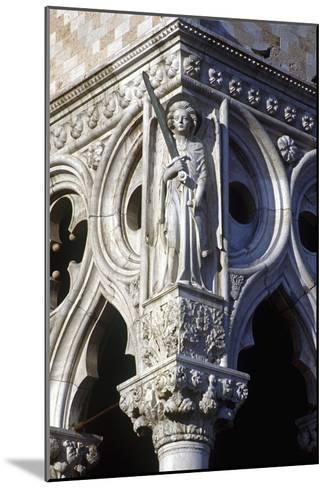 Archangel Saint Michael--Mounted Giclee Print