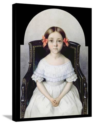 Olga de Simard de Pitray, 1841-Louis Gaston de Segur-Stretched Canvas Print