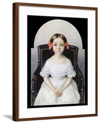 Olga de Simard de Pitray, 1841-Louis Gaston de Segur-Framed Art Print