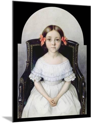 Olga de Simard de Pitray, 1841-Louis Gaston de Segur-Mounted Giclee Print