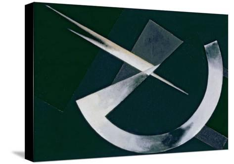 Pointless Composition Number 86-Alexander Rodchenko-Stretched Canvas Print