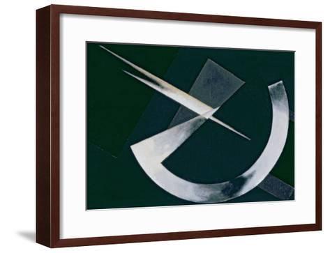Pointless Composition Number 86-Alexander Rodchenko-Framed Art Print