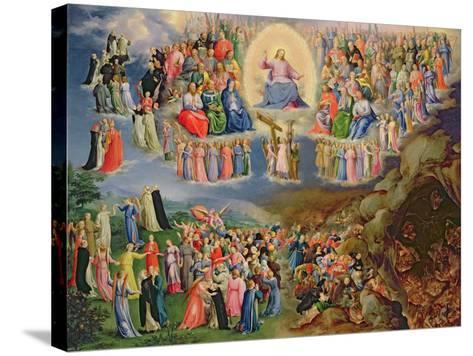 The Last Judgement-Bartholomaeus Spranger-Stretched Canvas Print