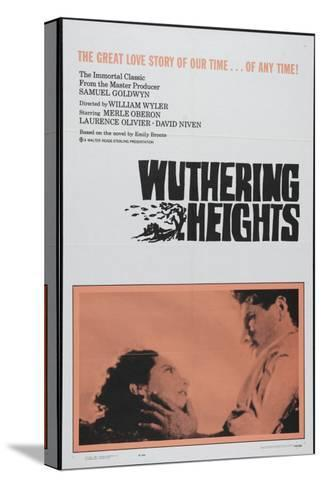 Wuthering Heights, 1939--Stretched Canvas Print