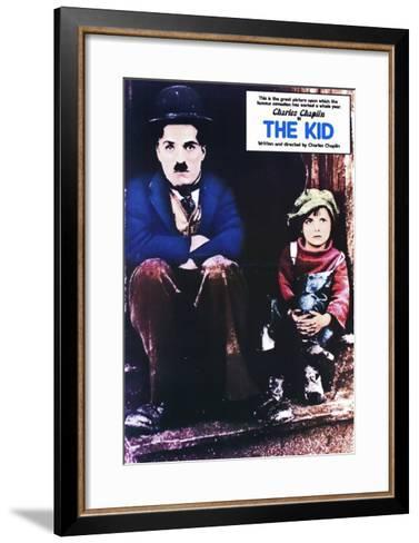 The Kid, 1921--Framed Art Print