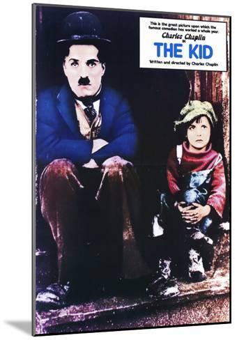 The Kid, 1921--Mounted Art Print