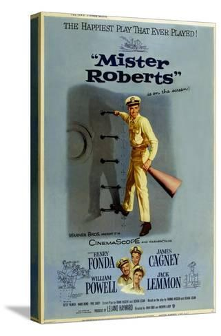 Mister Roberts, 1955--Stretched Canvas Print