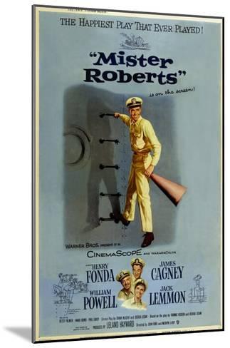 Mister Roberts, 1955--Mounted Art Print
