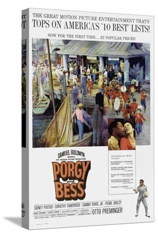 Porgy and Bess, 1959--Stretched Canvas Print