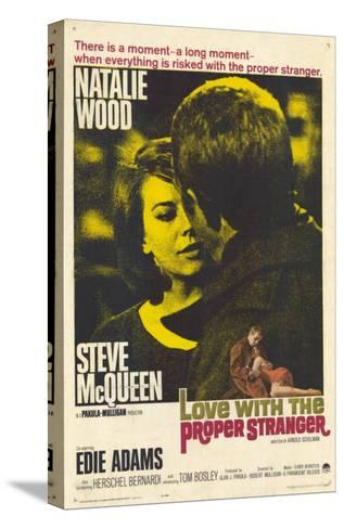 Love With the Proper Stranger, 1964--Stretched Canvas Print