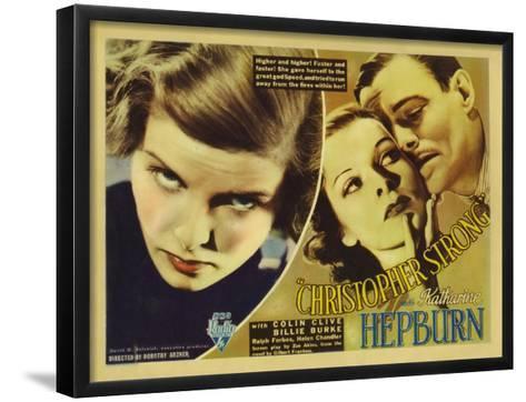 Christopher Strong, 1933--Framed Art Print