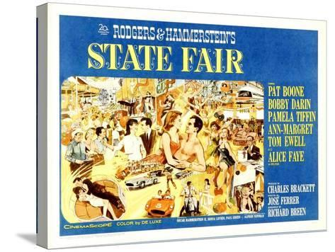 State Fair, 1962--Stretched Canvas Print