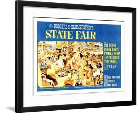 State Fair, 1962--Framed Art Print