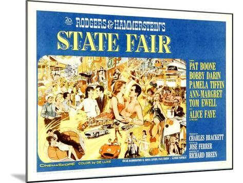 State Fair, 1962--Mounted Art Print