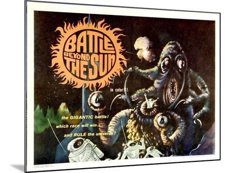 Battle Beyond the Sun, 1962--Mounted Art Print