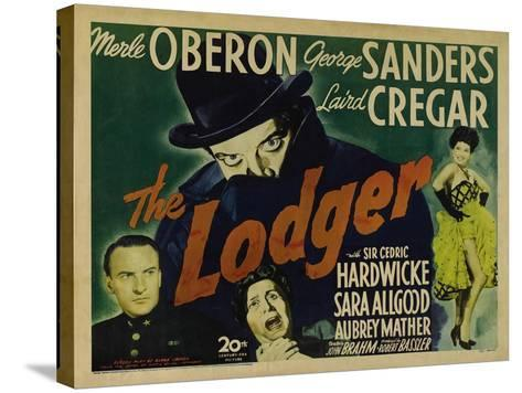 The Lodger, 1944--Stretched Canvas Print