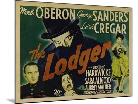 The Lodger, 1944--Mounted Art Print