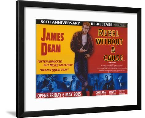 Rebel Without a Cause, 1955--Framed Art Print