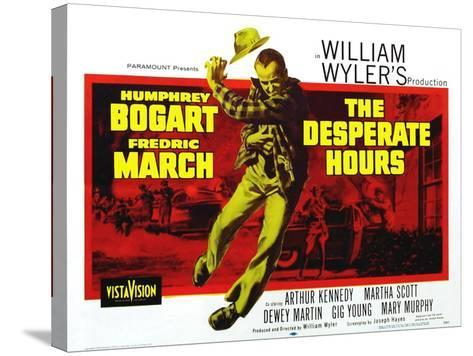 The Desperate Hours, 1955--Stretched Canvas Print