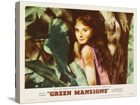 Green Mansions, 1959--Stretched Canvas Print