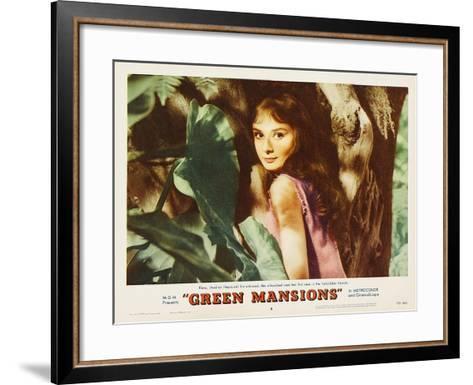 Green Mansions, 1959--Framed Art Print