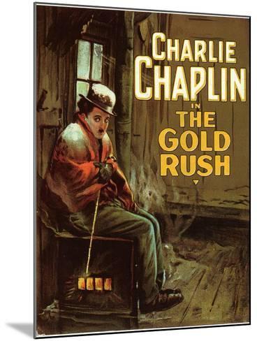 The Gold Rush, 1925--Mounted Art Print