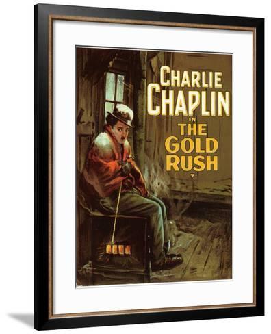 The Gold Rush, 1925--Framed Art Print