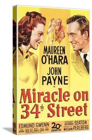Miracle On 34th Street, 1947--Stretched Canvas Print
