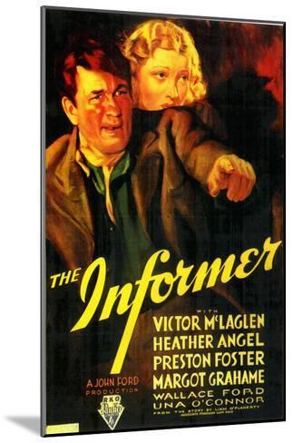 The Informer, 1935--Mounted Art Print