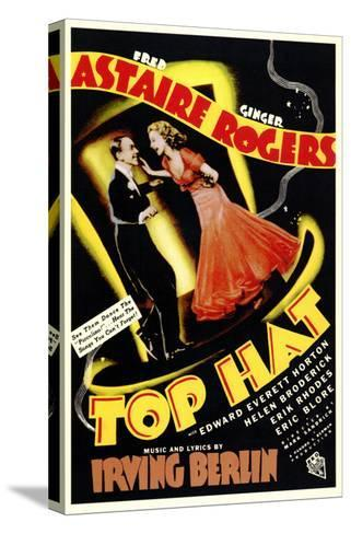 Top Hat, 1935--Stretched Canvas Print