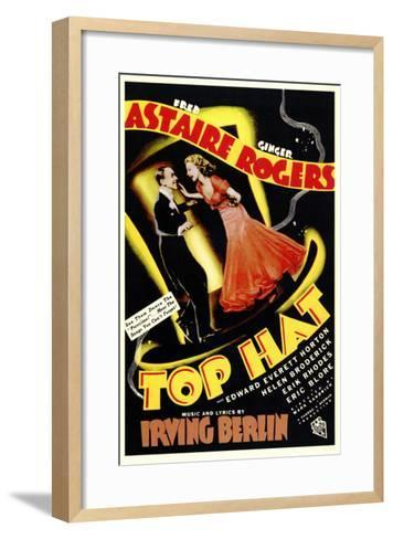 Top Hat, 1935--Framed Art Print