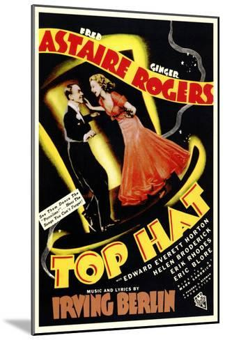 Top Hat, 1935--Mounted Art Print