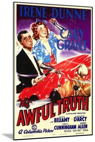The Awful Truth, 1937--Mounted Art Print