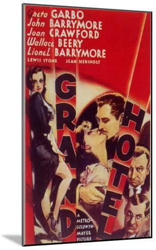 Grand Hotel, 1932--Mounted Art Print