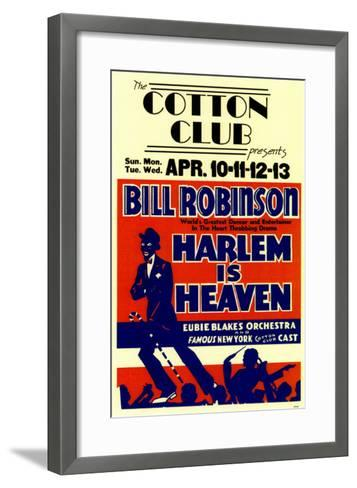 Harlem Is Heaven, 1932--Framed Art Print