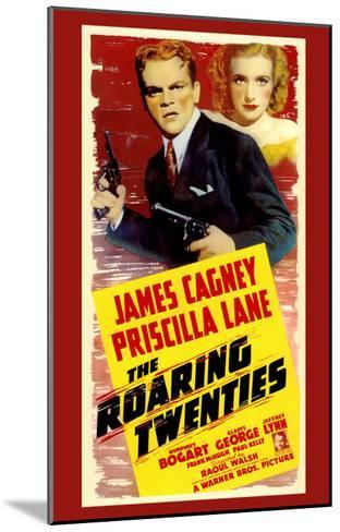 The Roaring Twenties, 1939--Mounted Art Print