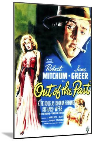 Out of the Past, 1947--Mounted Art Print