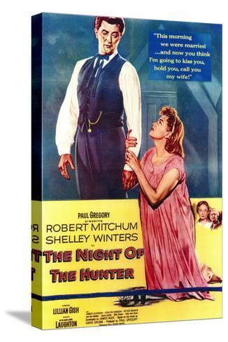 The Night of the Hunter, 1955--Stretched Canvas Print