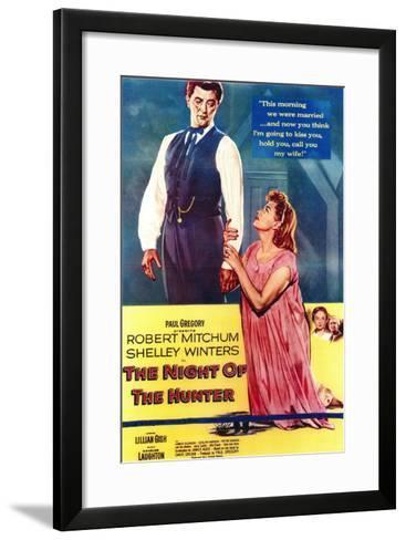 The Night of the Hunter, 1955--Framed Art Print