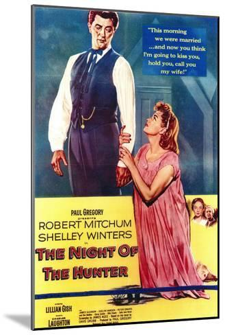 The Night of the Hunter, 1955--Mounted Art Print