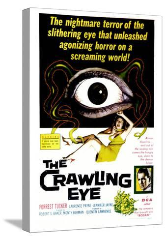 The Crawling Eye, 1958--Stretched Canvas Print