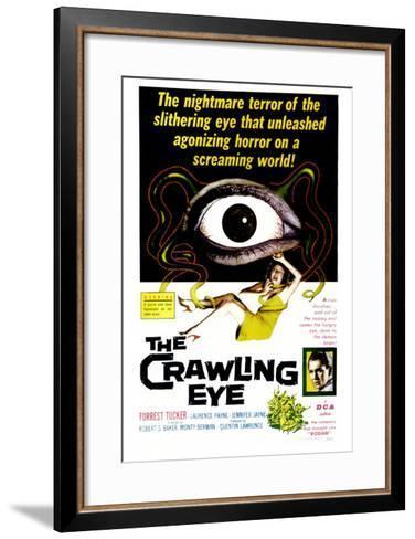 The Crawling Eye, 1958--Framed Art Print