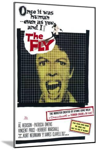 The Fly, 1958--Mounted Art Print