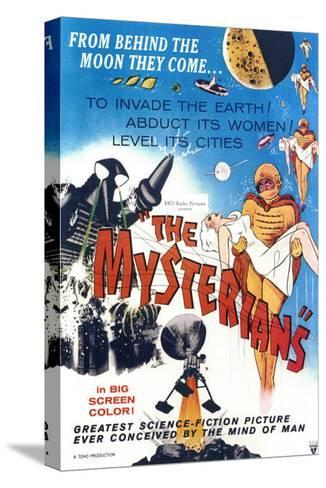 The Mysterians, 1959--Stretched Canvas Print