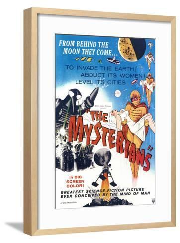 The Mysterians, 1959--Framed Art Print