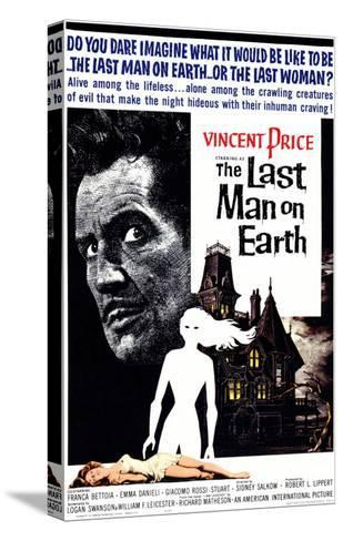 The Last Man on Earth, 1964--Stretched Canvas Print